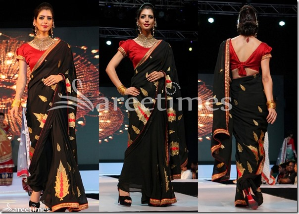 Latest_Black_Sarees_2013 (5)