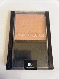 Maybelline Berry Sorbet Expert Wear Blush
