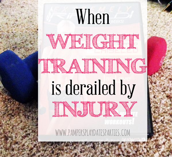 When Exercise is Derailed by Injury