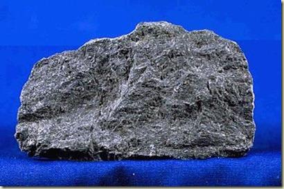 Basaltic andiosite plagioglase