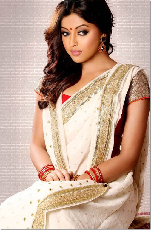Tanushree Dutta _hot in saree_pic1