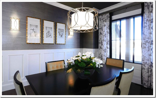 millwork atmosphere interior design dining