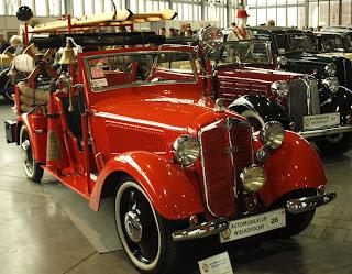 DKW (Audi) straż pożarna