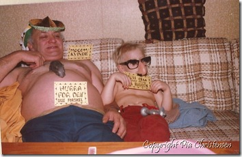 Far og Mads
