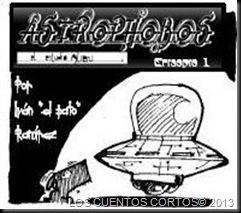 Los astrophobos 1 portada