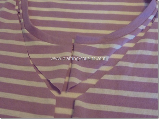no sew vest from a tee shirt (3)