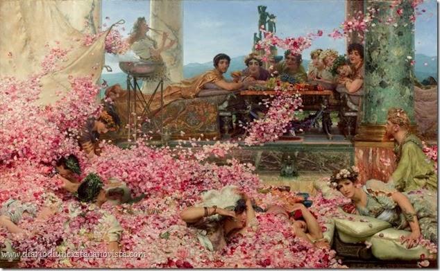 le rose di eliogabalo alma tadema