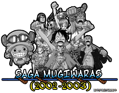 One Piece - Saga Mugiwaras
