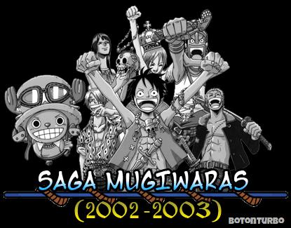 One Piece - Saga Mugiwaras