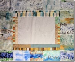Sue Reno, Ice Jam, Work In Progress, Image 6