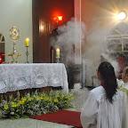Celebração de Corpus Christi na Paróquia São Francisco de Assis - Boca do Rio