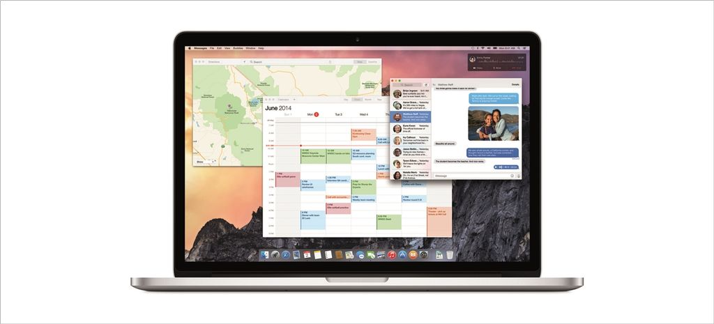 Apple OS X 10.10 Yosemite