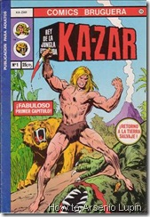 P00001 - Ka-zar #1