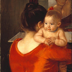 Woman in a Red Bodice and Her Child.jpg