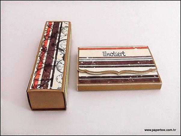 Set Haftnotiz und Stiiftbox (1)