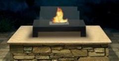 gramercy bio-ethanol fireplace