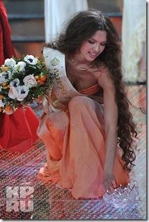 Elizaveta Golovanova -miss rusia 2012