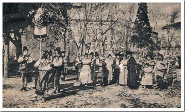 Boda valenciana. 1895