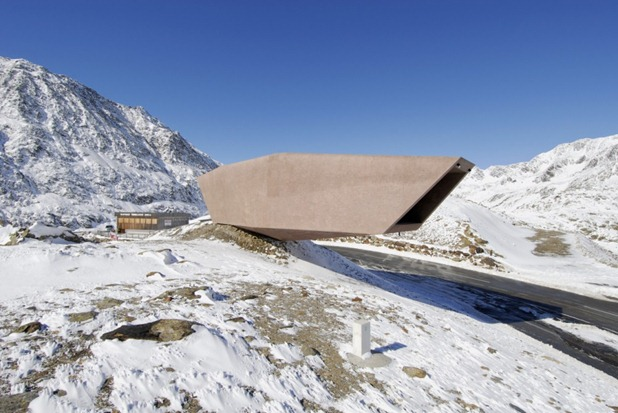 the timmelsjoch experience by werner tscholl architects 2