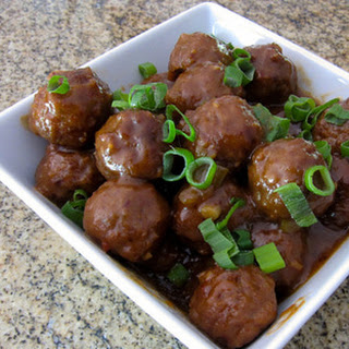 Quick Slow Cooker Meatballs
