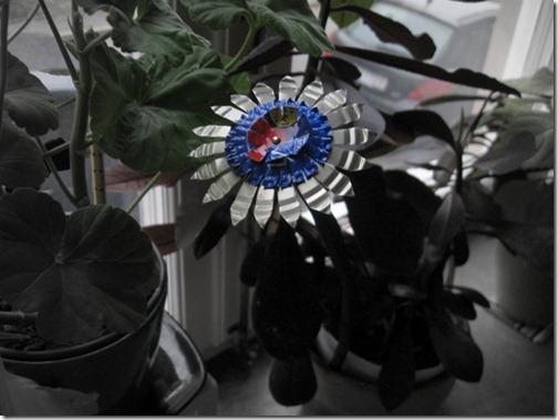 Gå-bort-blomma
