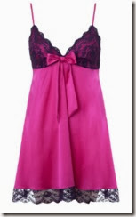 Myla Babydoll Nightdress - Valentine's Day Gifts
