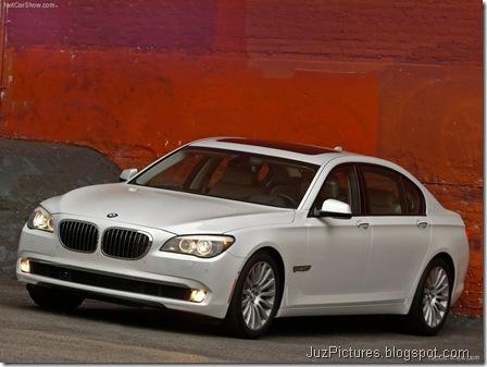 BMW 750Li 5