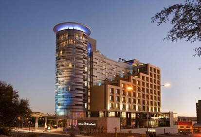 windhoek hilton contemporary interior design