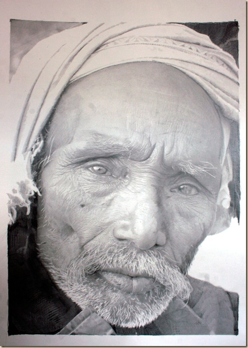 Les incroyables dessins de Paul Cadden (1)