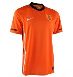 camisa futebol holanda