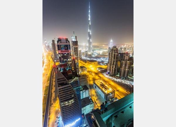 صور دبي من ارتفاعات شاهقة Dubai