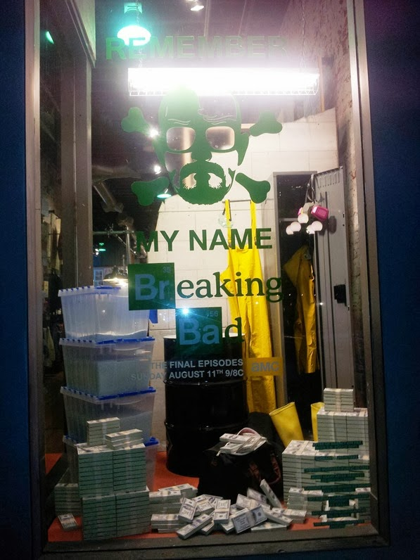 vitrine breaking bad urban Outfitters 04