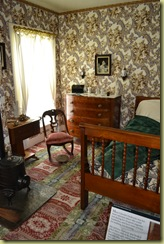 Mrs Lincoln Bedroom
