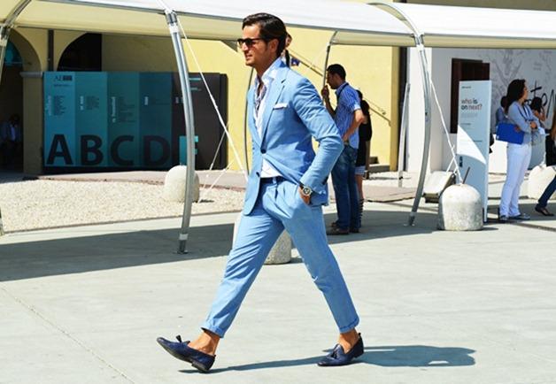 Street Style – Como Usar Sapatos Sem Meias (2)