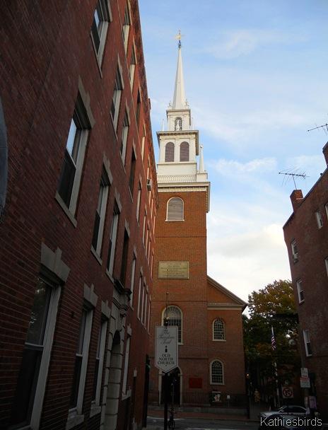 1. Old North church-kab