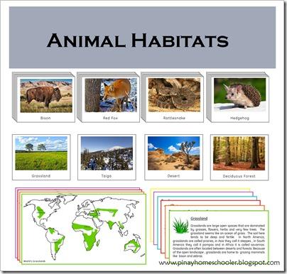 Habitat File