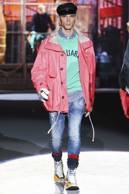 Milan Fashion Week Primavera 2012 - Dsquared² (39)