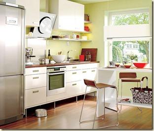 decoración de cocinas sencillas4