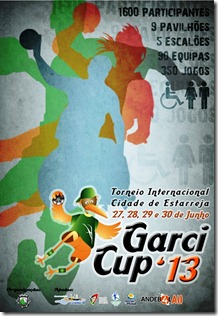 Garci Cup 2013 - Total