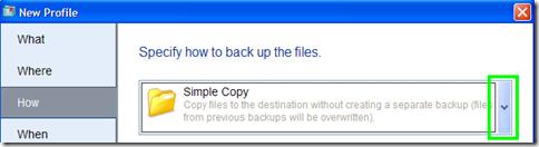 BitReplica metodo di backup