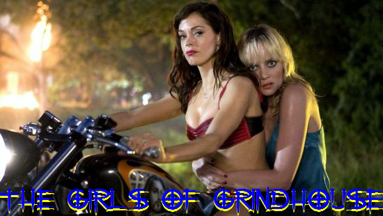 11 The Girls of Grindhouse