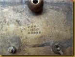Tempat gelas EPNS - marking