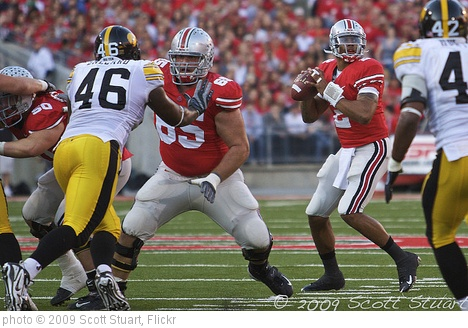 'Iowa at OSU' photo (c) 2009, Scott Stuart - license: http://creativecommons.org/licenses/by-sa/2.0/