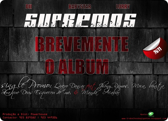 Supremos brevemente copy