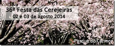 36ª Festa das Cerejeiras do Parque do Carmo