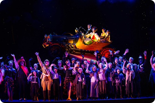Chitty Chitty Bang Bang Musical Australia -  Sydney Melbourne Adelaide 2013