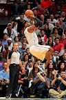 lebron james nba 130301 mia vs mem 23 LeBron Debuts Prism Xs As Miami Heat Win 13th Straight