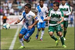 Puebla vs Santos