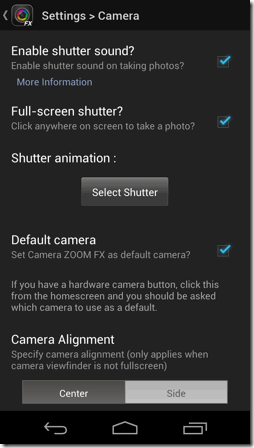 相機變焦 FX-08