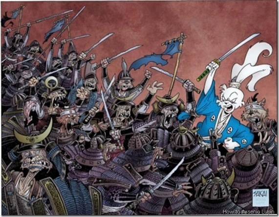 Usagi Yojimbo